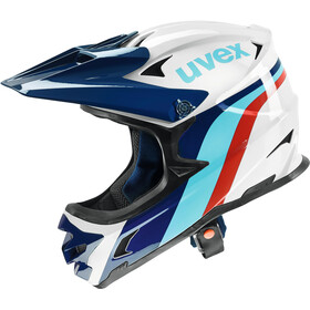UVEX Hlmt 10 Bike Bike Helmet blue/white